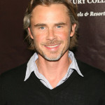 Sam Trammell attends the launch of the Spain Destination Guide event