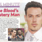 Kevin Alejandro is True Blood's Mystery Man in US Weekly Magazine
