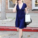 Anna Paquin spotted in West Hollywood