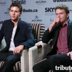 Ryan Kwanten And Leon Ford Talk About Griff the Invisible at TIFF