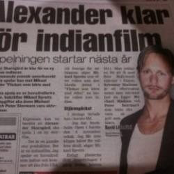 Skarsgårdnews.com confirms report about Alexander Skarsgård is untrue!