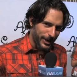 Video: Joe Manganiello Talks About Season 4