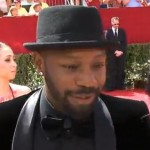 Video: Nelsan Ellis on Gay Kissing on TV