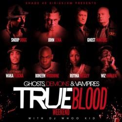 Rutina Wesley feature of True Blood Weekend on Sirius radio Shade 45