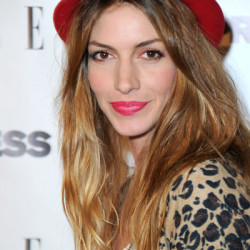 Dawn Olivieri attends the ELLE and Express event in Hollywood