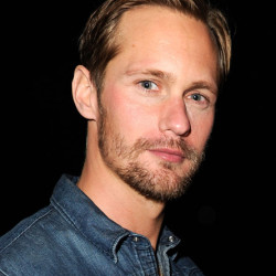 Alexander Skarsgård attends Grand Opening of Esquire House LA to benefit International Medical Corps