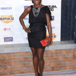 Rutina Wesley interviewed on the Red Carpet of Scream