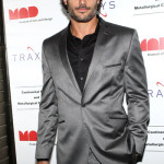 Joe Manganiello and Chris Bauer attend the 2010 Mad Metalball