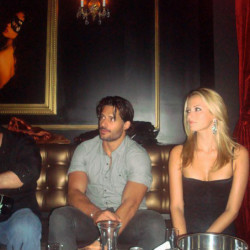 True Blood Fan experience meeting Joe Manganiello in Chicago
