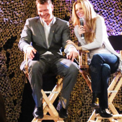 Kristin Bauer & Jim Parrack at Weekend of Horrors – A Fan Experience
