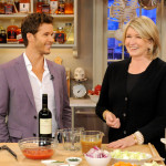 Ryan Kwanten sends chills up Martha Stewart's spine!