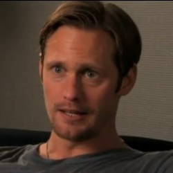 """Video: Alexander Skarsgård talks about """"Moomins and the Comet Chase"""""""