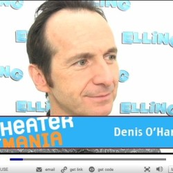 Denis O'Hare talks about the transition from True Blood to Broadway