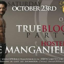 Joe Manganiello to appear at Opera Ultra Lounge October 23, 2010