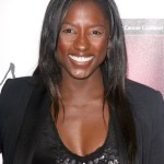 Rutina Wesley attends LES Girls Cabaret to help end Breast Cancer