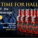 Get 20% off onTru Blood Beverage