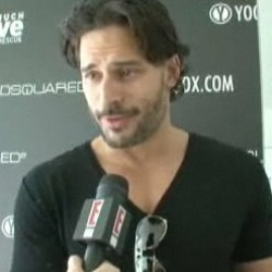 Joe Manganiello about talks about pets, Halloween and being a DJ