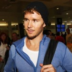 Ryan Kwanten flies to Sydney for one night!