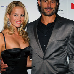 Joe Manganiello and Audra Marie prepare for the wedding