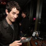 James Frain attends the Sony Cierge Holiday Preview