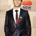 Ryan Kwanten attends the 2010 Inside Film Awards in Sydney