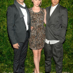 Anna Paquin and Stephen Moyer attend Annual CFDA/Vogue Fashion Fund Awards
