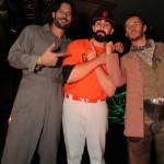 Ryan Kwanten and Joe Manganiello at the SF Thriller Halloween Ball
