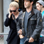 Anna Paquin and Stephen Moyer back in L.A.