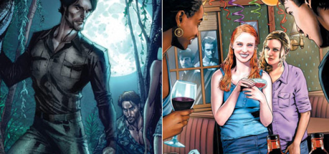 True Blood's No. 2 Graphic Novel covers revealed
