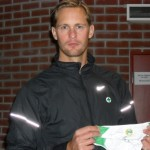 Alexander Skarsgård-signed merchandise for the holidays