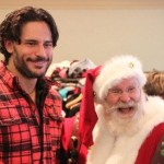 Behind the Scenes with Joe Manganiello at Macy's Holiday Parade
