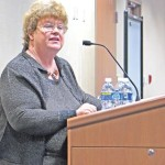 "Charlaine Harris attends ""If All Arkansas"" book event"