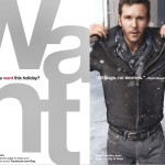"Ryan Kwanten participates in ""WANT"" for Gap"