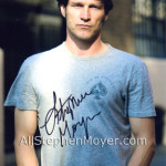 "Winner ""Get Stephen Moyer on SNL"" Giveaway announced"