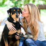 Kristin Bauer talks about being a high profile, responsible dog owner