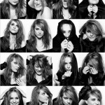 Celebrity Photo Booth pics of Evan Rachel Wood
