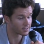 Yoga Lesson with Ryan Kwanten
