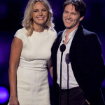 Video: Stephen Moyer on stage at People's Choice Awards