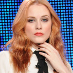 Evan Rachel Wood at HBO Winter 2011 TCA Panel