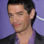 James Frain arrives at the NBC Universal Press Tour All-Star Party