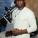 Video: Nelsan Ellis At Golden Globes Lounge teases Lafayette may change