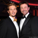 Ryan Kwanten and Grant Bowler attend G'Day USA 2011