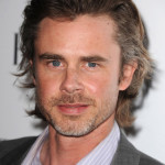 Sam Trammell at Elle's Women in TV Celebration