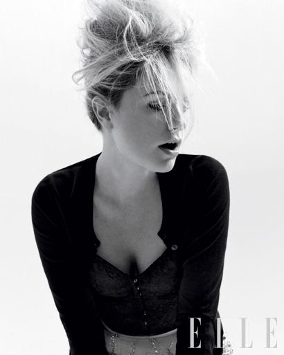 Anna Paquin Anna Paquin in February 2011 Elle Magazine