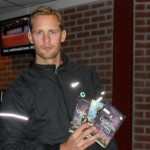 For Auction: Alexander Skarsgård Owned & Signed True Blood Book