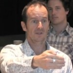 Denis O'Hare and Lisa Peterson discuss their adaptation of An Iliad at McCarter Theatre