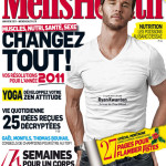 Ryan Kwanten on French Men's Health Magazine Cover