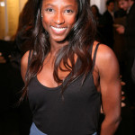 """Rutina Wesley and Sam Trammell at """"A Pretty Filthy Evening"""""""