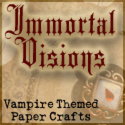 Write your favorite vamp with Immortal Visions stationary