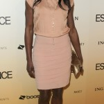 Rutina Wesley attends 4th Annual Essence Black Women In Hollywood Luncheon